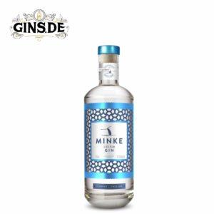 Flasche Minke Irish Gin