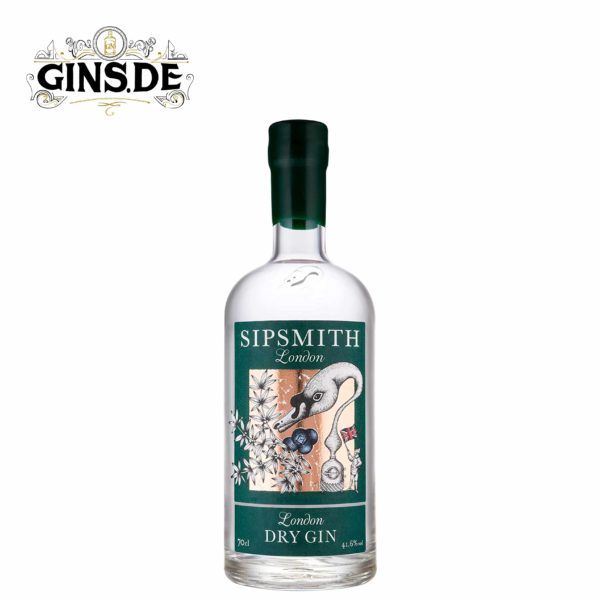 Flasche Sipsmith London Dry Gin