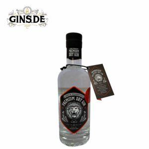 Flasche Löwen Frankfurt Premium Dry GIN