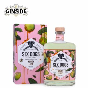 Six Dogs Honey Lime Gin