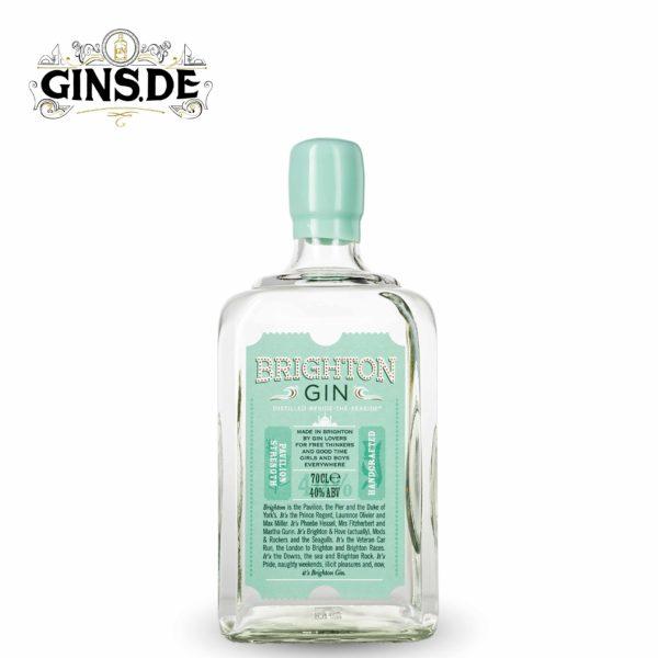 Flasche Brighton Pavilion Dry Gin