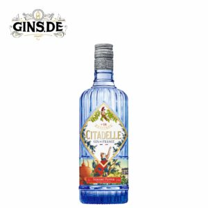 Flasche Citadelle Sergent Pepper Gin