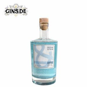Flasche Dick und Stein Dry Gin