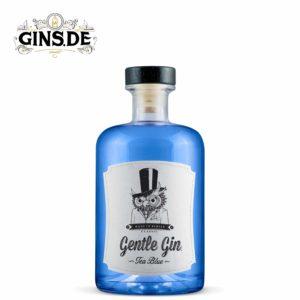 Flasche Gentle Gin Tea Blue