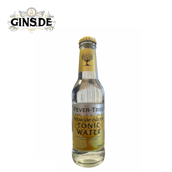 Flasche Fever Tree Indian Tonic