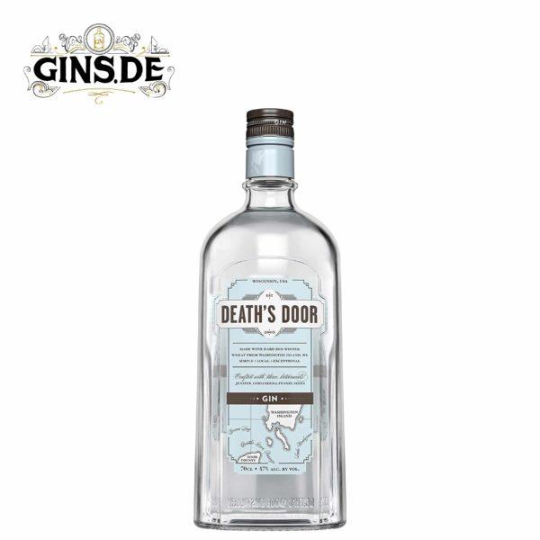 Flasche Deaths Door Gin