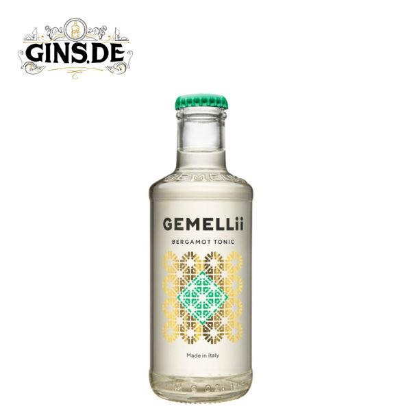 Flasche GEMELLii Bergamot Tonic