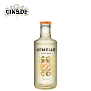 Flasche GEMELLii Bitter Tonic