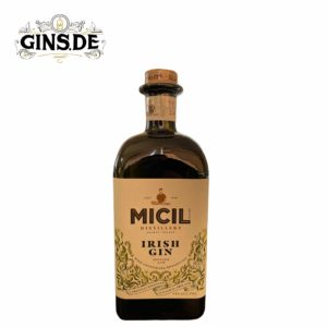 Flasche Micil Irish Gin