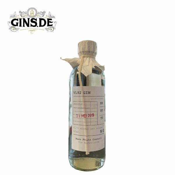 Flasche VL92 Gin