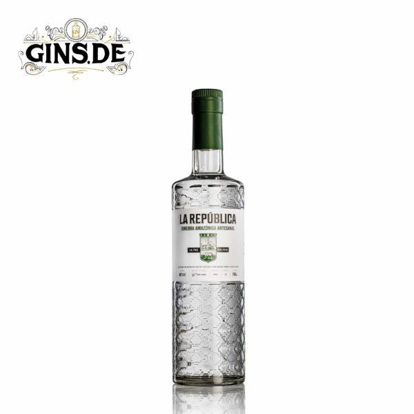 Flasche la Republica Ginebra Amazonica