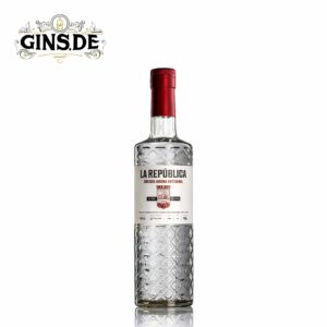 Flasche la Republica Ginebra Andina