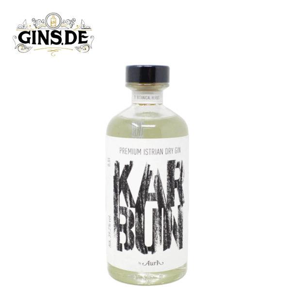 Flasche AURA KARBUN GIN