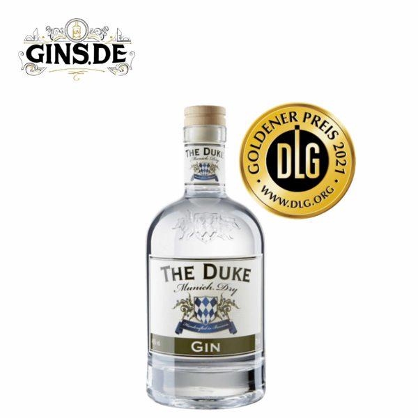 Flasche The Duke Munich Dry Gin