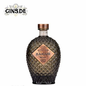 Flasche Baigur Premium Dry Gin