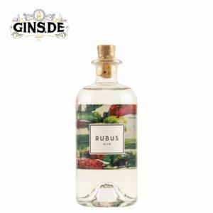 Flasche Rubus Gin vorn
