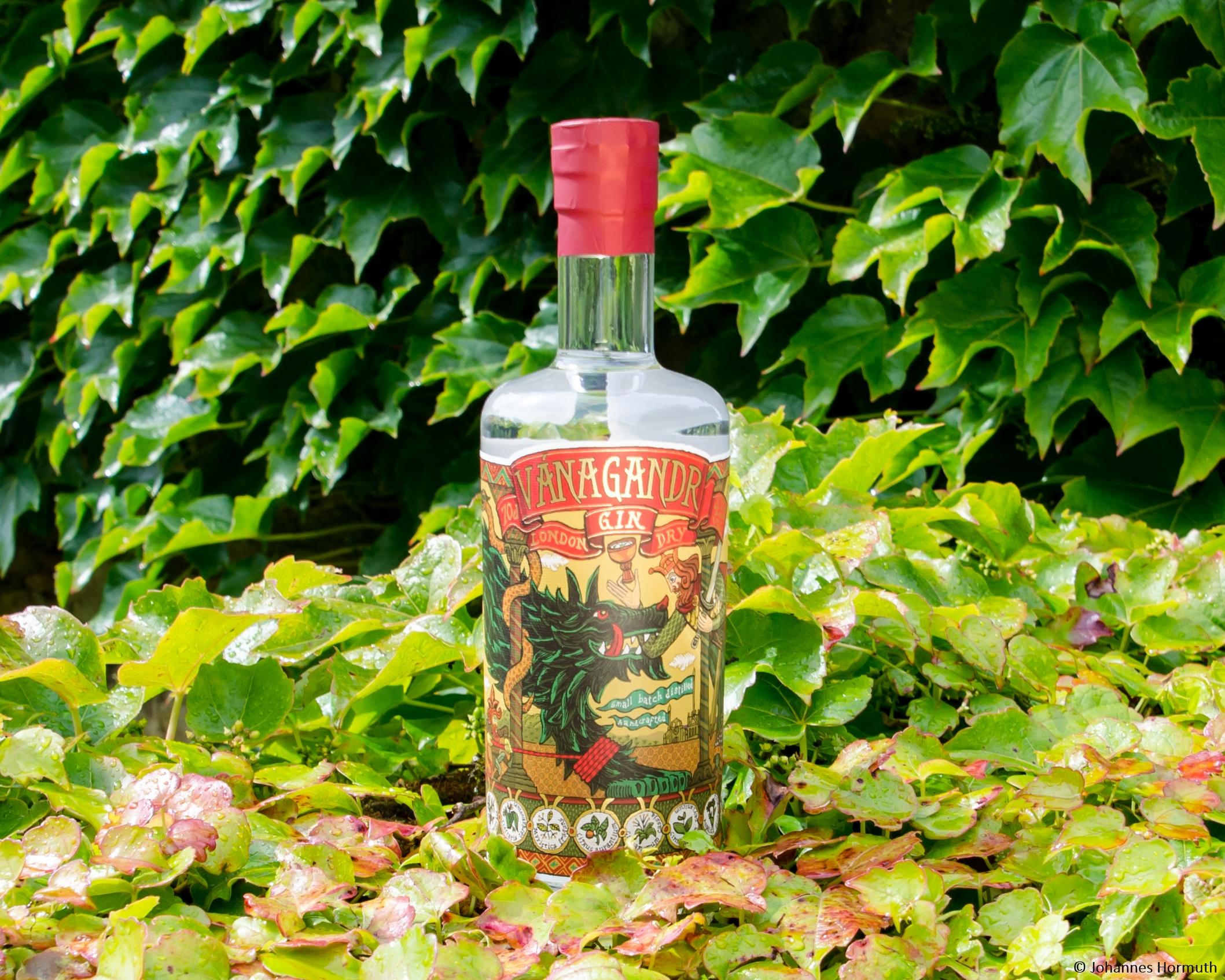 Vanagandr London Dry Gin
